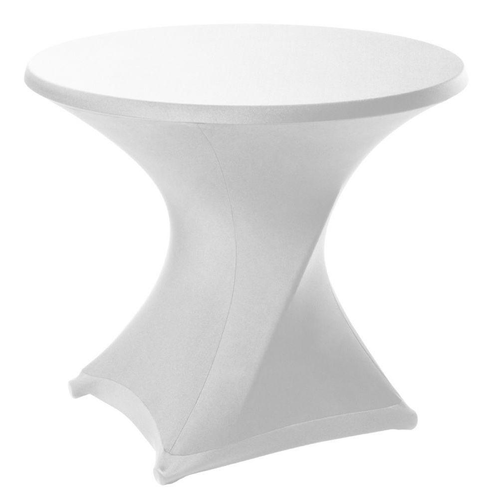 Rok voor terrastafel Wit