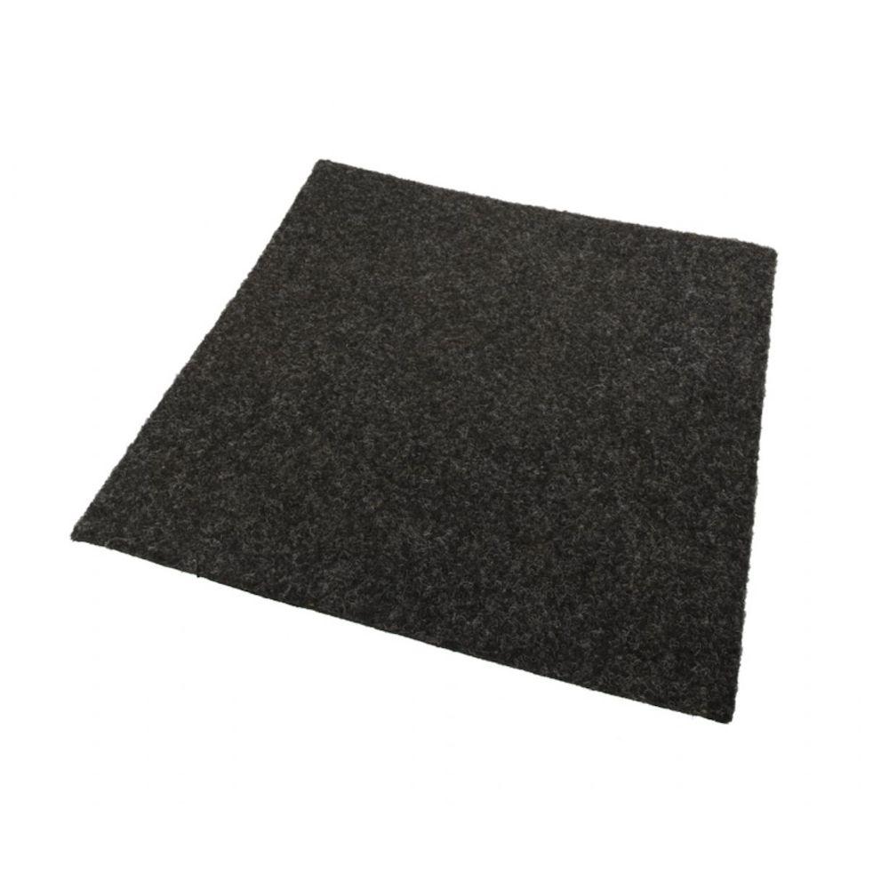 Tapijttegel m2 zwart
