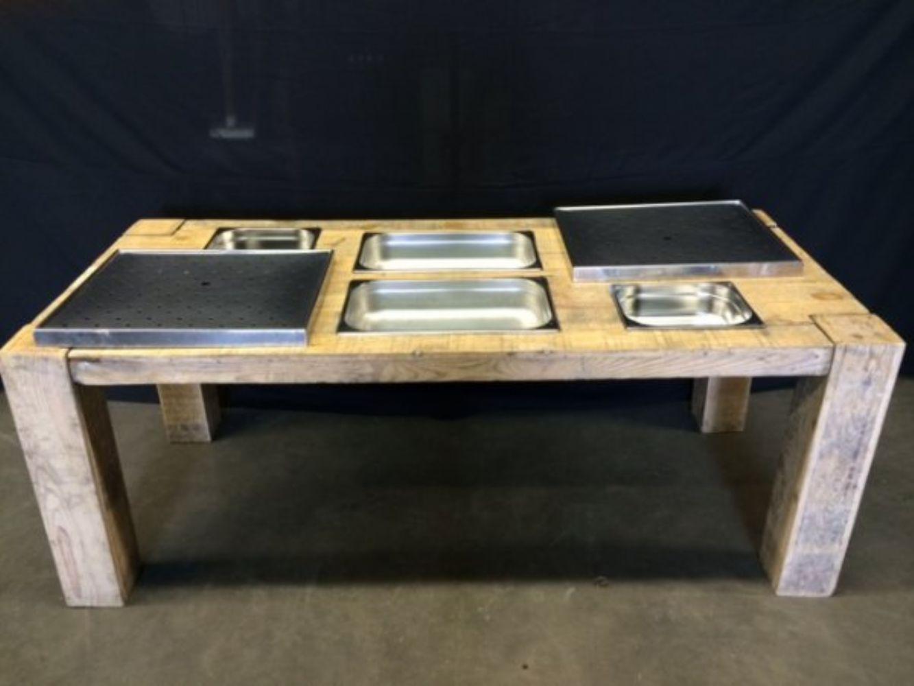 Tafel (dranktafel hout)