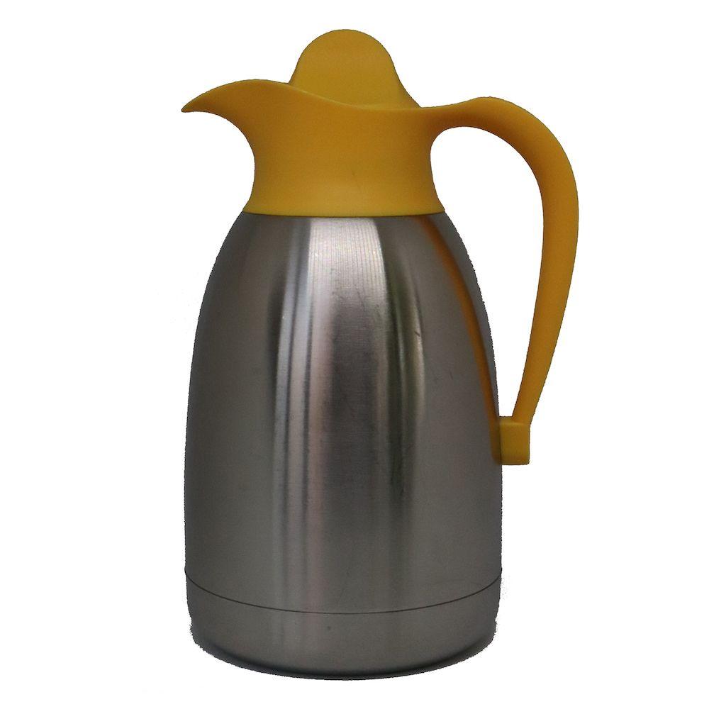 Thermoskan voor thee