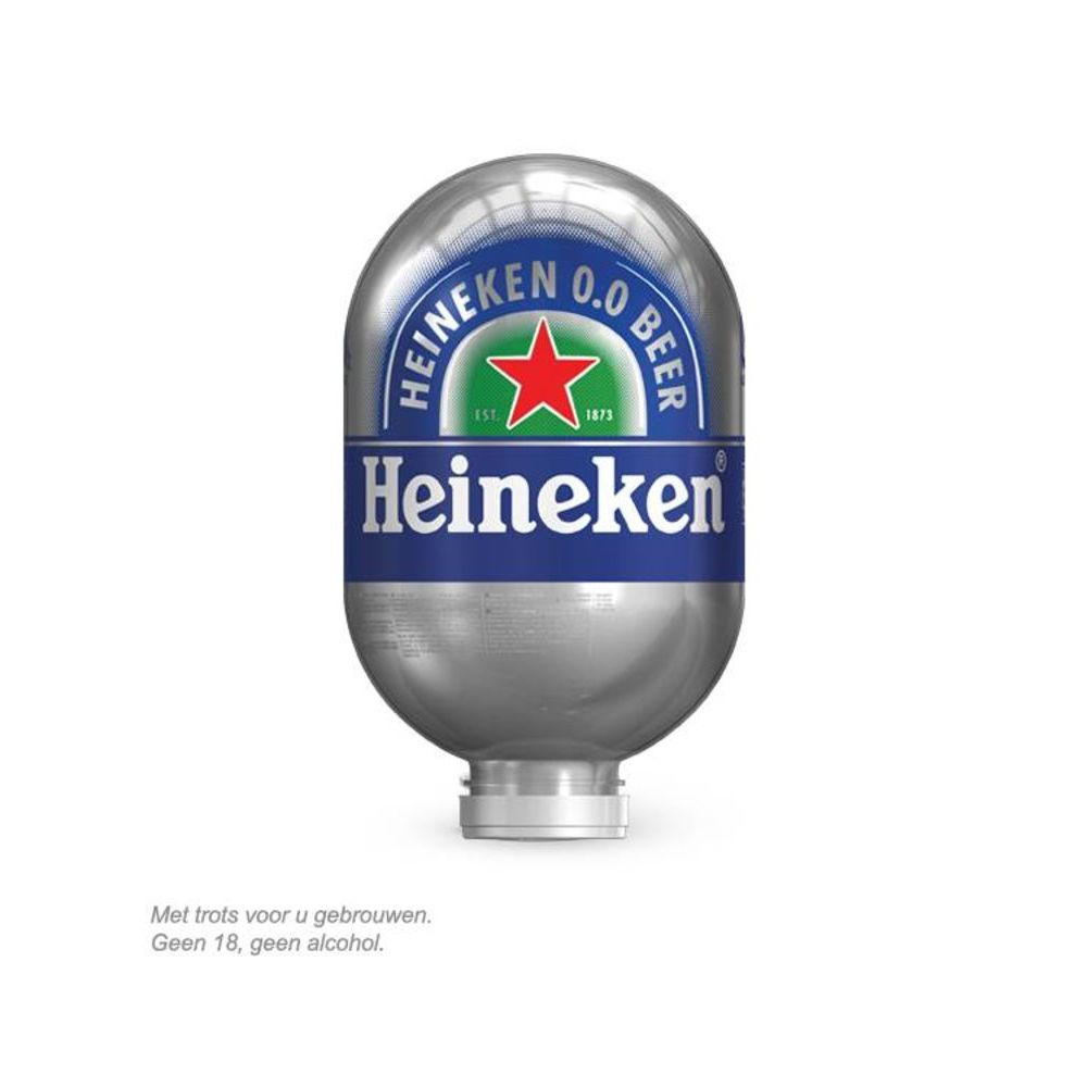 Heineken Blade fust Heineken 0.0
