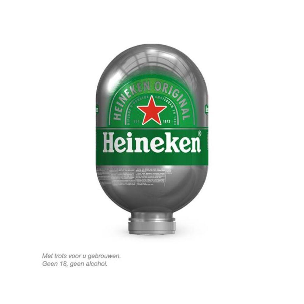Heineken Blade fust Heineken