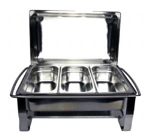 Chafing Dish (3 vaks)