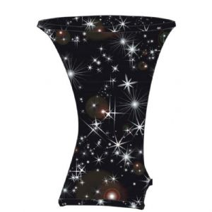Statafelrok Design Silver Star Trendy