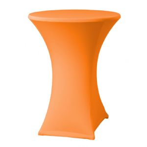 Statafel & Oranje rok