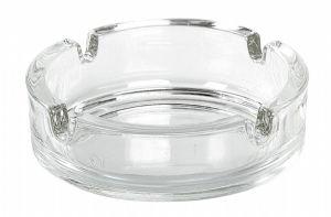 Asbak glas rond