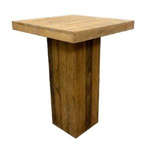 Statafel hout