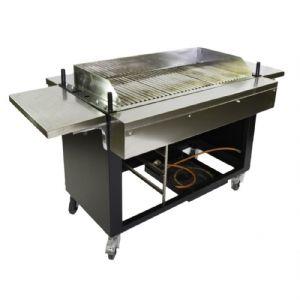 Gasbarbecue ca. 60 pers. exclusief afzuigkap