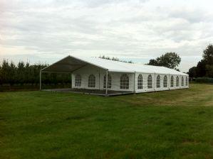 Alu-frame tenten